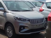 Đại lý nhận cọc Suzuki Ertiga 2019, giá tạm tính từ 499 triệu đồng