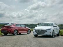 So sánh thông số 4 bản Hyundai Elantra 2019 mới tại Việt Nam