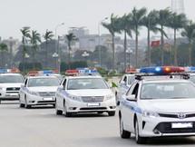 Các loại xe ô tô được ưu tiên khi tham gia giao thông