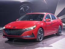 Hyundai Elantra 2021 ra mắt tại quê nhà, có giá từ 291 triệu đồng