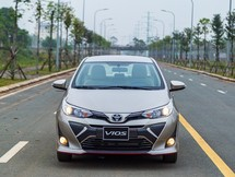 Top xe bán chạy năm 2020: Toyota Vios vẫn bất bại, VinFast Fadil lộ diện