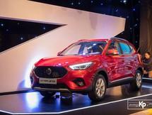 MG HS giảm giá niêm yết, MG ZS ra mắt bản mới