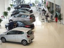 Gặp khó khăn 'kép', doanh số ô tô tháng 8 giảm kỷ lục