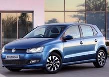 Cần bán xe Volkswagen Polo E sản xuất 2016, màu xanh lam, nhập khẩu chính hãng, giá tốt