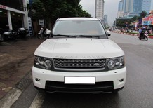LandRover Range Rover Sport SuperCharged 2011 màu trắng