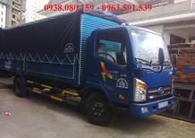 Bán xe tải Veam 1.99 tấn 2 tấn vào thành phố, xe tải Veam VT260 thùng siêu dài