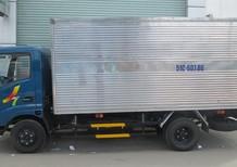 Xe tải Veam 2,4 tấn Máy Hyundai vào thành phố