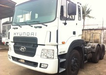 Bán đầu kéo Hyundai HD 700 đời 2015, màu trắng, nhập khẩu
