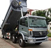 Xe ben 18 tấn Auman D300 uy tín, chất lượng, giá cả hợp lý