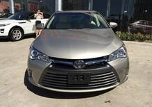 Bán xe Toyota Camry 2.5 XLE sản xuất 2015, màu bạc, nhập khẩu nguyên chiếc