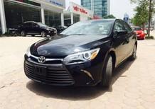 Bán Toyota Camry XLE đời 2015, màu đen  nhập khẩu nguyên chiếc
