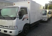 Xe tải Kia K165S tải trọng 2t49, 2t4, 2t3. Bán theo giá gốc của công ty. Hỗ trợ vay ngân hàng lãi suất thấp nhất, thủ tục nhanh