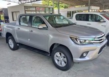 Toyota Hilux 3.0G 2017 màu: Đen, bạc, hỗ trợ TG
