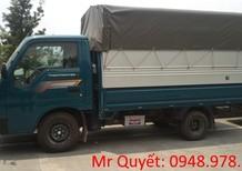 Bán xe tải Kia Frontier 125  K2700  mui bạt, giao xe trong tuần