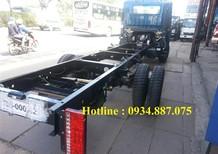bán xe tải Veam VT260 1.99 tấn - 1t99 - 1.99 tân thùng dài 6.2 mét đi vào thành phố