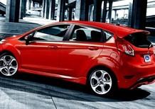 Khuyến mãi lớn cho Ford Fiesta 5 cửa 1.0L AT