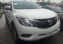 Cần bán Mazda BT 50 2.2 AT Facelift đời 2018, màu trắng, nhập khẩu chính hãng