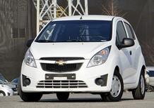Bán xe Chevrolet Spark Van nhập khẩu Hàn Quốc 2013