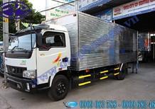Bán xe tải Veam 5 tấn VT490 thùng kín giá tốt