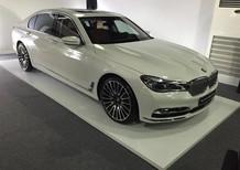 Bán ô tô BMW 740 Li đời 2017, màu trắng, xe nhập