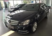Cần bán lại xe Mercedes C200 BE đời 2011, màu đen