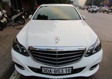 Cần bán xe Mercedes E200 năm 2015, màu trắng, chính chủ