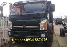 Bán xe ben Cửu Long TMT 8 tấn (8 tấn) - xe ben tmt 8 tấn/8 tấn 1 cầu 4x2