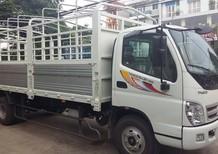 Bán Thaco Ollin 700C thùng mui bạt, màu trắng