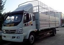 Bán xe Thaco Ollin950A, thùng bạt hoàn toàn mới