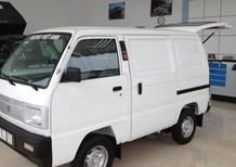 Suzuki Việt Anh hỗ trợ giá xe tải cóc Suzuki 615kg - xe bán tải suzuki Blind Van chỉ 293tr - 0985.674.683