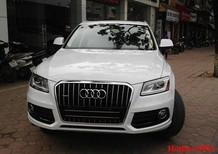 Cần bán xe Audi Q5 2.0T Premium Plus đời 2016, màu trắng, nhập khẩu Mỹ nguyên chiếc