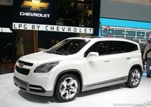 Cần bán xe Chevrolet Orlando LTZ đời 2015, màu trắng, nhập khẩu nguyên chiếc, giá chỉ 759 triệu