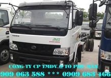 Xe tải Veam 3.5 tấn - xe tải Veam 5 tấn động cơ Hyundai đời 2015 giá rẻ