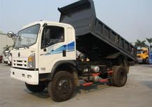 bán xe ben trường giang 7.8 tấn/7,8 tấn 2 cầu (4x4) - mua trả góp xe ben trường giang 7.8 tấn