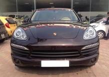 Cần bán Porsche Cayenne S 4.8L đời 2010, màu tím, nhập khẩu chính hãng