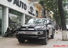 Cần bán xe Toyota 4 Runner Limited đời 2015, màu đen, xe nhập