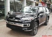 Bán Toyota 4 Runner Limited đời 2015, màu đen, nhập khẩu
