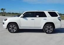 Bán xe Toyota 4 Runner Limited đời 2015, màu trắng, nhập khẩu