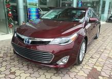 Toyota Avalon 2016 Hybird Limited đỏ nhập Mỹ