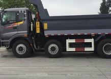 Cần bán Thaco AUMAN D300 2016, màu xám, nhập khẩu chính hãng, tải trọng 18 tấn