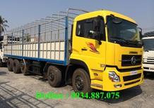 Bán xe tải dongfeng hoàng huy 5 chân 21.5 tấn / xe tải Dongfeng 5 chân nhập khẩu