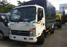 Xe tải 2 tấn 4 đi thành phố, máy Hyundai