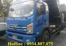 bán xe ben trường giang 9.2 tấn (9,2 tấn) - xe ben Dongfeng 9.2 tấn/9t2 1 cầu