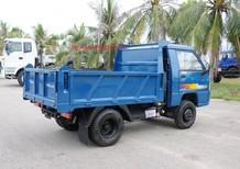 Xe ben 2,5 tấn trường hải  FLD250C thaco  mới nâng tải 2017