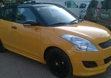 Bán Suzuki Swift đời 2016, màu vàng, giá 250tr
