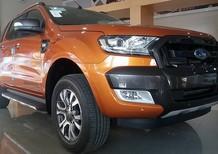 Bán xe Ford Ranger giá rẻ trên toàn quốc, phiên bản Ranger Wiltrak 3.2, hỗ trợ góp