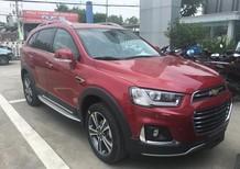 Cần bán Chevrolet Captiva LTZ REVV , màu đỏ