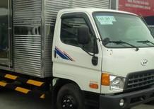 Bán xe tải Hyundai 7 tấn HD99 thùng kín giá rẻ, đời mới nhất, mua trả góp, KM hấp dẫn