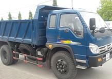 Xe ben 8,7 tấn Trường Hải mới nâng tải 2017 xe ben 8,7 tấn cửu long xe ben 8,7 tấn hoa mai