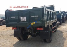 Giá xe Ben 3,5 tấn Thaco 2017